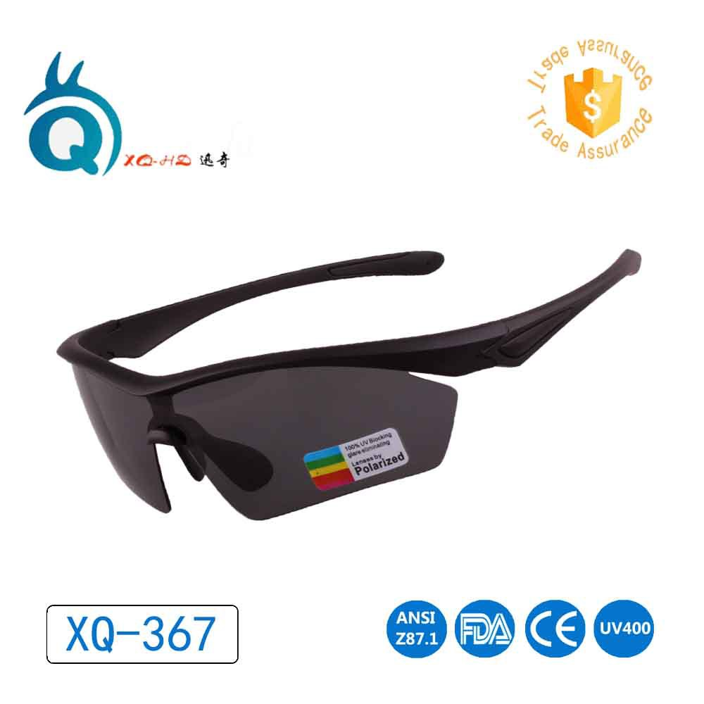 New Style Outdoor Glasses Polarized Light Bicycle Glasses Windproof Sand Outdoor Deng Shan Jing Profession Sports Glasses For Ri