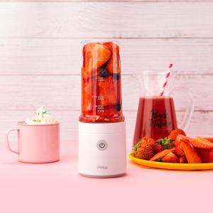 Image 5 - Соковыжималка для фруктов Youpin Pinlo, 350 мл, портативная, USB, перезаряжаемая, чашка для извлечения сока, кухонная машина, мини, домашняя, уличная