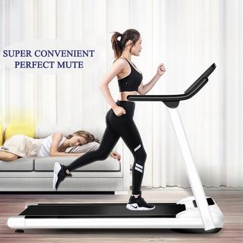 Selfree-Equipo para ejercicio interior, cinta de correr plegable, multifuncional, para gimnasio en casa
