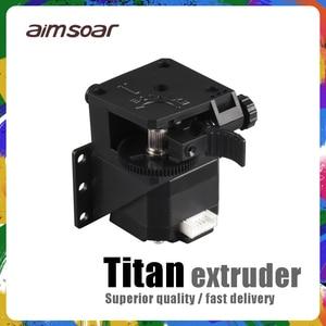 Image 1 - Titan Extruder 3D Drucker Teile Für MK8 E3D V6 Hotend J kopf Bowden Montage Halterung 1,75mm Filament