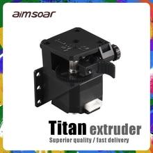 Titan Extruder 3Dเครื่องพิมพ์สำหรับMK8 E3D V6 Hotend J Head Bowdenยึด 1.75 มม.