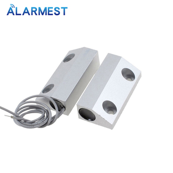 Home Alarm System Metal Rolling Gate Window Door Magnetic Contacts Alarm Reed Switch MC-56