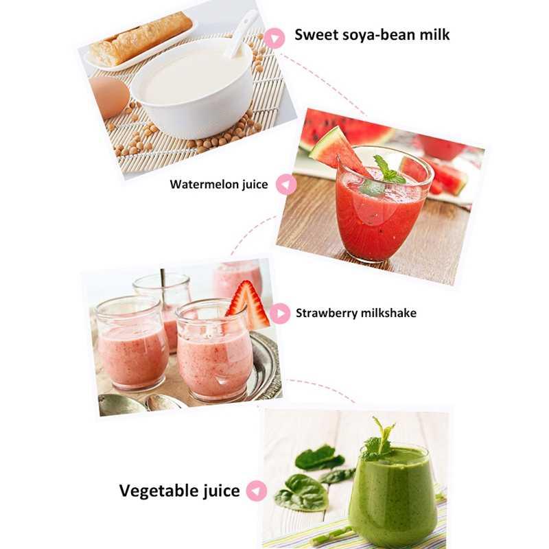 Mini portátil juicer garrafa elétrica suco de frutas liquidificador handheld usb recarregável limão vegetal smoothie espremedor