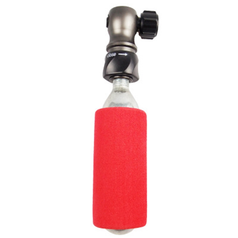 Carbon Dioxide Cylinder Air Nozzle for Bicycle Portable Highway Vehicle Mini Simple Cylinder Air Nozzle|Bicycle Pumps| |  - title=