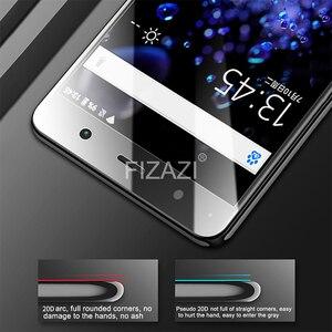 Image 5 - Protecteur décran 3D incurvé à couverture complète en verre trempé pour Sony Xperia XZ1 XZ2 Compact XZ3 X XA Ultra XA1 Plus XZ Premium