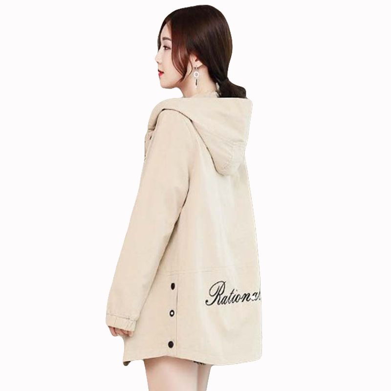 new Autumn Winter Coat Women Coats Female Winter Woman Coat Warm Windbreaker Abrigos Mujer   trench   coat