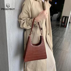 Crocodile Square Bag For Women
