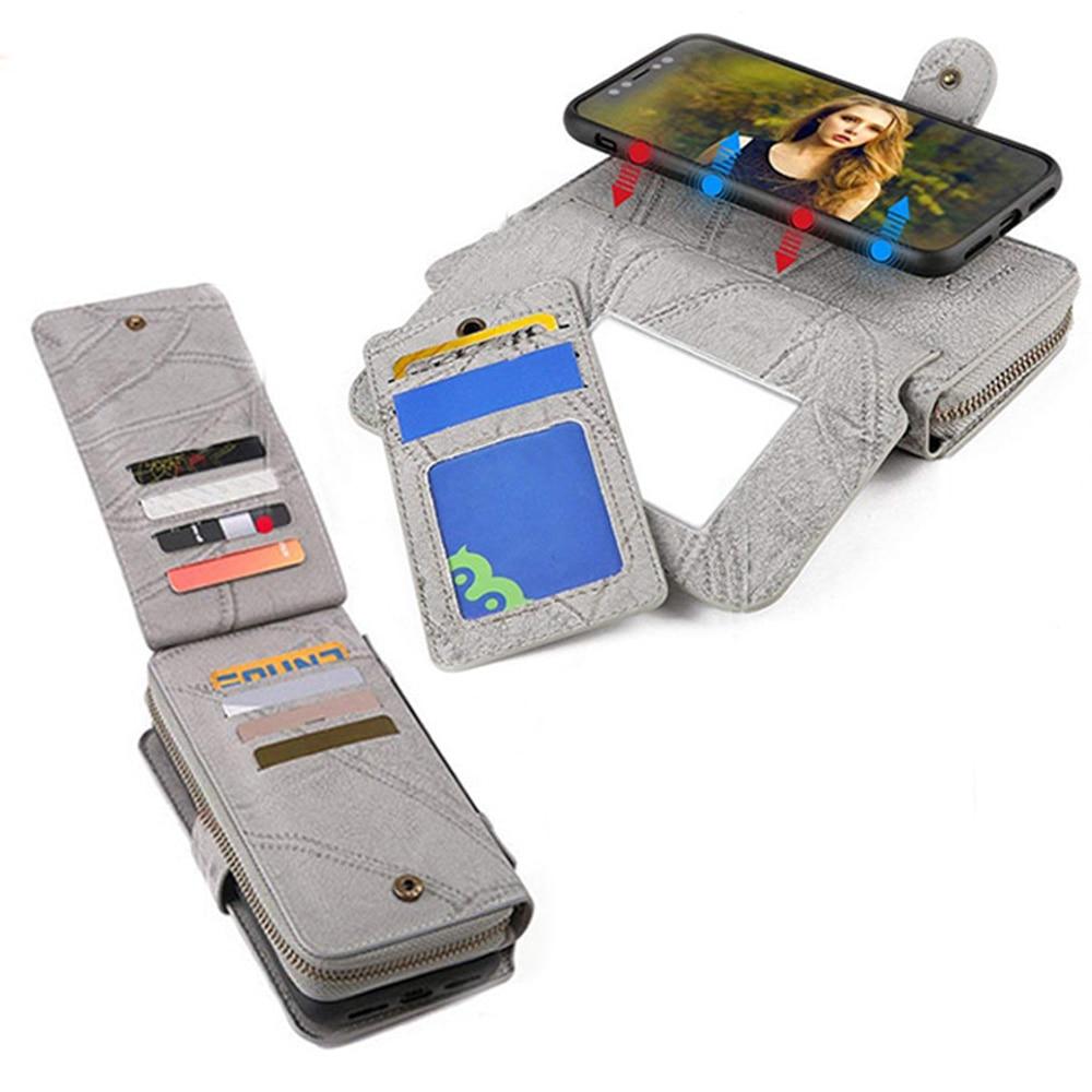 MEGSHI-SanDai көп функциялы Samsung Galaxy S9 S10 S20 5G - Мобильді телефондарға арналған аксессуарлар мен бөлшектер - фото 3