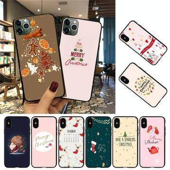 Babette Merry Christmas1 Phone Case For iPhone 8 7 6 6S Plus 5 5S SE 2020 12pro max XR X XS MAX 11 case image