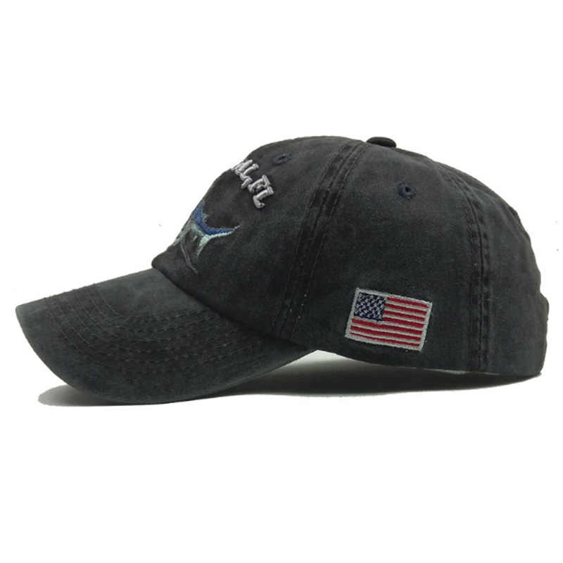 Wholsale 100% غسلها القطن الرجال قبعة بيسبول جاهزة قبعات Snapback قبعة للنساء الرجعية العظام عارضة Casquette غورا أوم