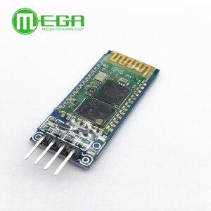 Image 3 - Original 50 unids/lote HC05 JY MCU anti reversa, módulo de paso serial Bluetooth integrado, HC 05 6 pines, HC 06 4 pines