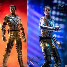 Blackbox BBT9019 1/6 Koning Van Pop De Geschiedenis World Tour Jack 12 ''Volledige Set Action Figure Pre-Sale items