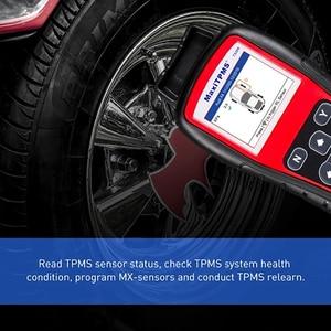 Image 4 - Autel MaxiTPMS TS508 TPMS אבחון ושירות כלי צמיג לחץ ניטור מערכת