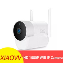 Xiaovv Smart 1080P Panoramic Waterproof 180° Outdoor IP Infrared Night Vision Baby Monitor High-Definition Camera