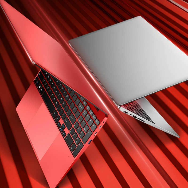 Di gioco Del Computer Portatile Ordenador Portatil Pc Portatile 16G 512G GF940M Honor Mcbook Leptop Notebook Gamer Argento Corallo Rosso Del Computer Portatile i7 & J4105