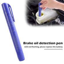 VODOOL Brake Fluid Oil Quality Check Detector Pen Car Brake Liquid Digital Tester Automotiv
