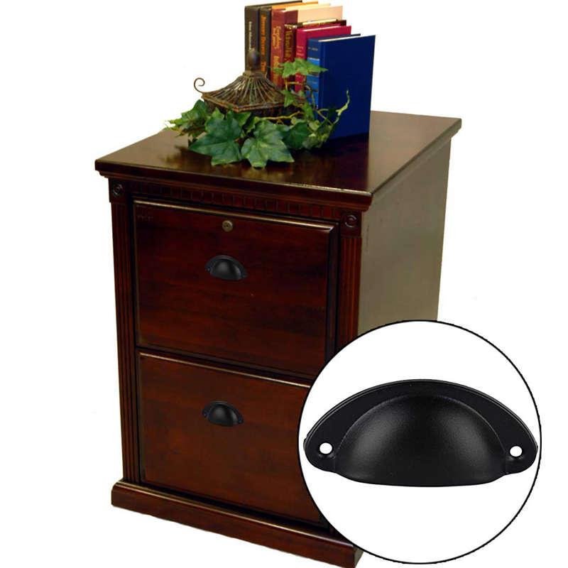Hot Sell Cabinets Closet Door Drawer Cupboard Pull Handle Knob Half-Circular