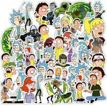 85/100 шт с изображениями мультипликационных персонажей аниме