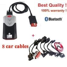 Diagnostic-Tool Obd2-Scanner Delphis Ds150e Cdp Car-Cables Bluetooth Vd Tcs for 8pcs