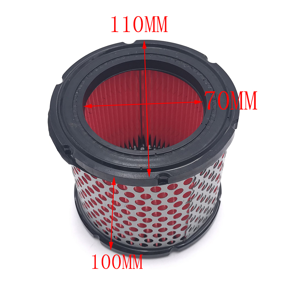 For <font><b>Yamaha</b></font> XT660Z <font><b>XT660</b></font> Z XT 660 Z Tenere ABS 2008-2016 Intake filter element Motorcycle <font><b>parts</b></font> Air Cleaner Filter image