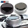Кристальные/Керамические автомобильные Мультимедийные кнопки, крышка с ручкой для BMW E60, F20, E87, E90, E92, E93, F34, F30, F10, X5, E70, F15, X3, F25, X1, F48, E84, X6, X4