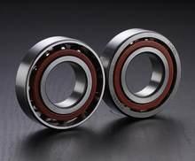 7205C 7205AC 25*52*15 мм Однорядный угловой контактный подшипник для вала 25 мм