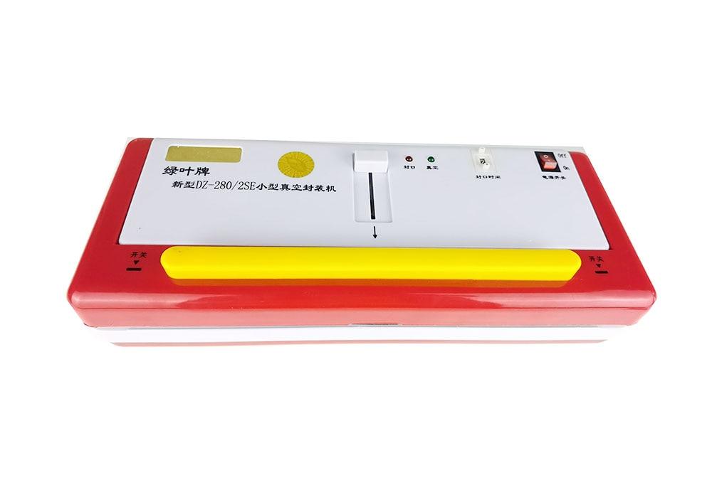 Dry and wet dual-use vacuum pump household food plastic packaging machine packaging sea cucumber vacuum machine DZ-280 2SE