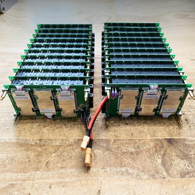 29.4V 7s Power Wall Project 18650 Battery Pack 7S BMS Li ion Lithium 18650 Battery HolderPCB DIY Ebike Storage Solar Panel Power
