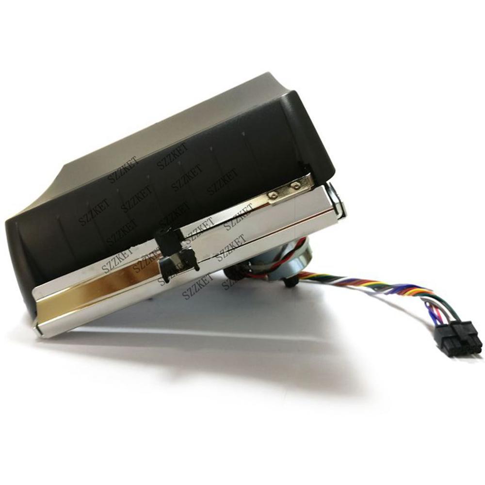 Новый оригинальный принтер штрих кодов резак для Zebra ZT410 промышленный принтер резак промышленный резак