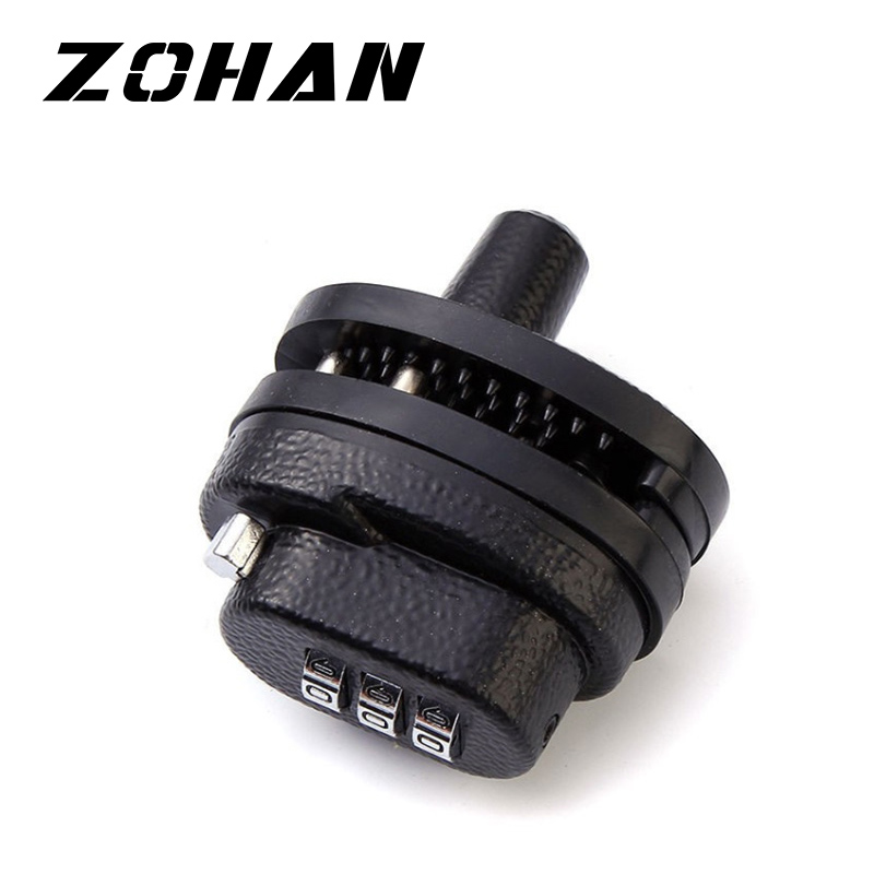 ZOHAN Univerals Gun Trigger Lock Zinc Alloy Trigger Password Lock Rifle Key Protecting Safety Lock Hunting Gun Accessories