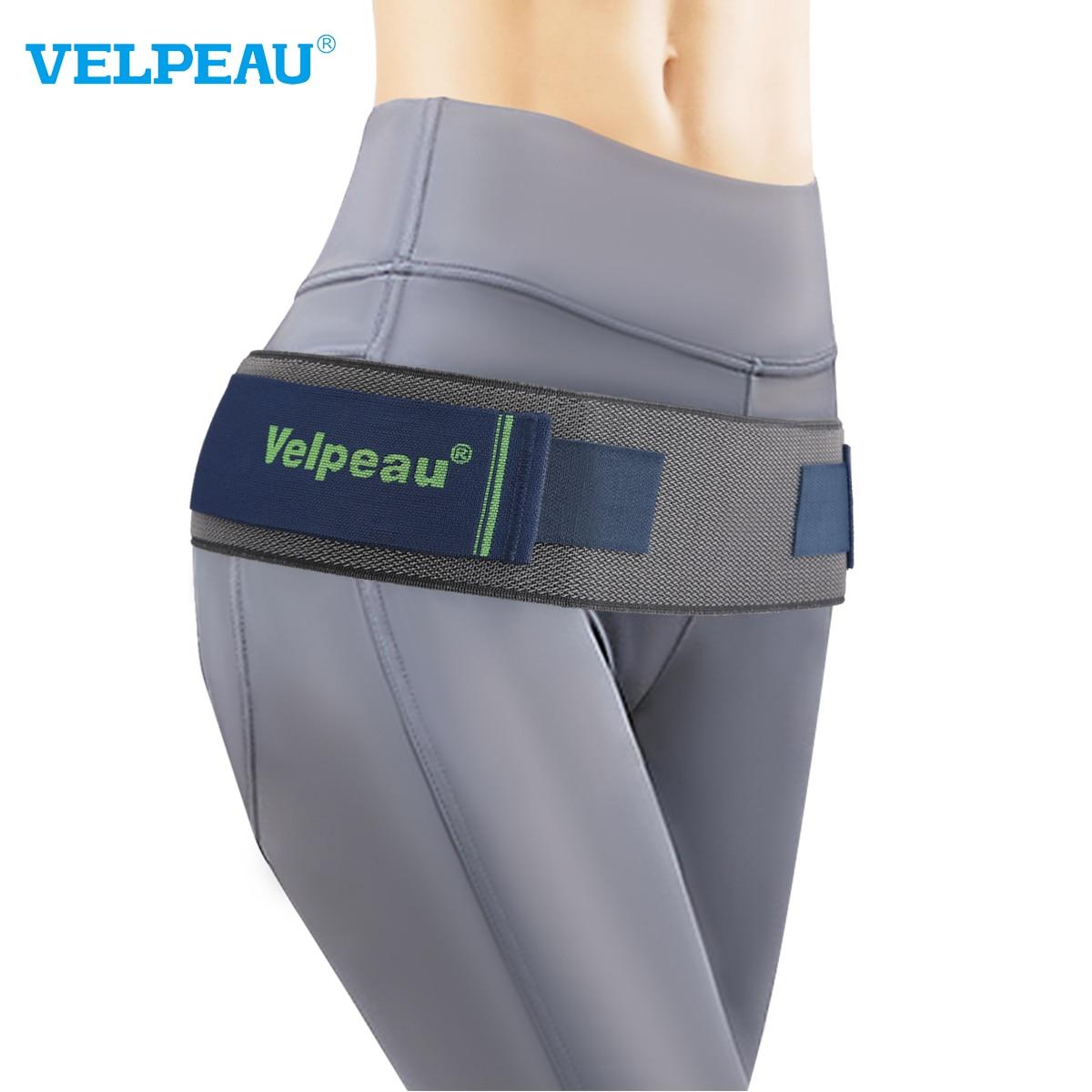 VELPEAU Crotch Girdle Postpartum Pelvic Girdle Crotch Hip Lifting Pelvic Repair Correction Belt High Elasticity, Lightweight and