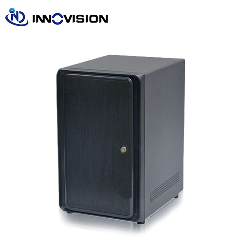 Wholesales Price 8bays IPFS Mining Network NAS Hard Drive  Mini-ITX Storage Server Case