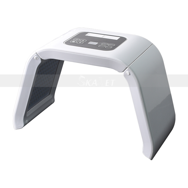 High Quality LED Light Therapy Beauty Equipment 7 Colors Facial Therapy Multi-functional Beauty Machine