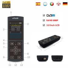 DVB-S2 Satellite Finder HD Digital DVB S2 Satlink DZ6730 Full HD 1080P MPEG-4 FTA Receptor With 3.0 Inch LCD Sat Finder Meter цена 2017