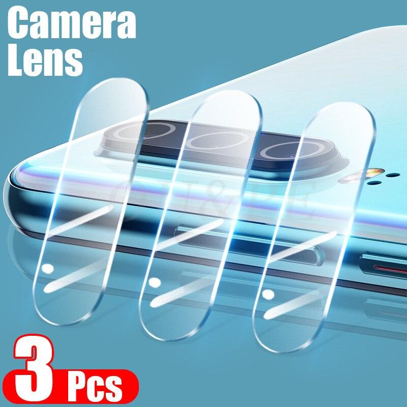 3 шт. закаленное стекло для камеры Huawei P30 P40 P20 Pro Lite Honor 30 30s 20 20i Защитная пленка для объектива для Huawei mate 20X30 lite