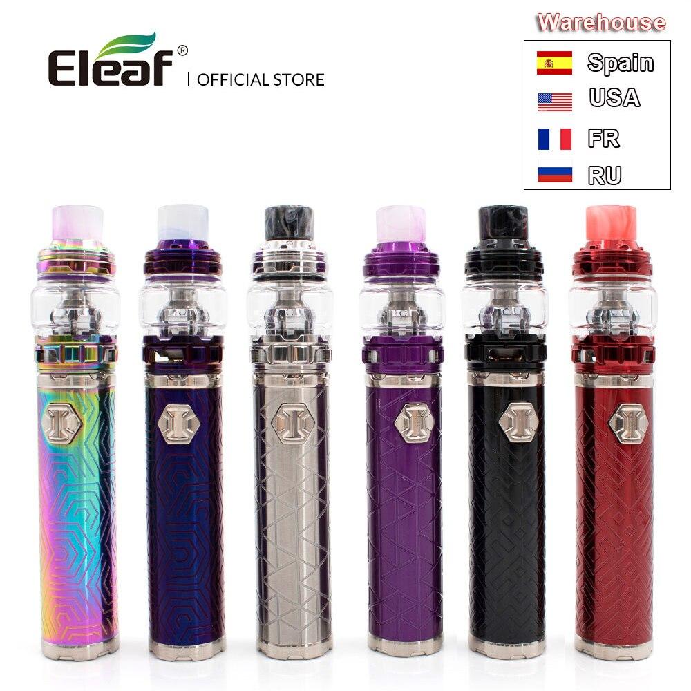 [RU/US/FR/ES] Original Eleaf iJust 3 avec ELLO Duro intégré 3000mAh 6.5 ml/2.0 ml réservoir I juste 3 en HW-M/HW-N Kit de Vape e-cig