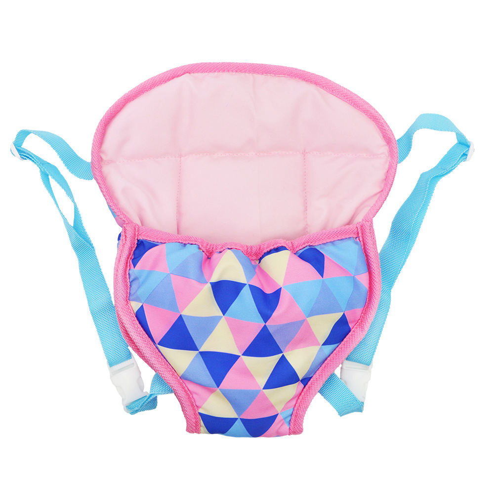 Baby Doll Out Going Carry Bag Doll Accessories For 18 Inch Doll Bag