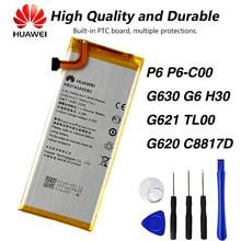 цена Original Huawei HB3742AOEBC Phone Battery For Huawei P6 P6-C00 P6-U06 P6-T00 P6-C00 G630 G6 G621 TL00 G620 C8817D H30 онлайн в 2017 году