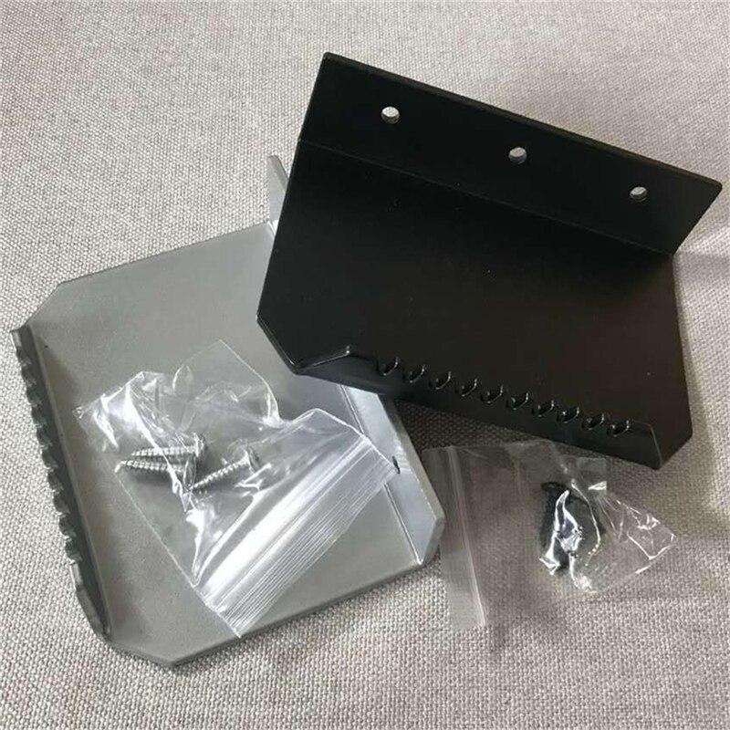 Купить с кэшбэком Hands Free Touchless Hands Free Foot Door Opener Handle Bracket Thick Metal Convenience Home Door Opener Accessories