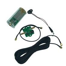미니 채찍 MF HF VHF SDR MiniWhip 단파 활성 안테나 (광 튜브 용) 트랜지스터 라디오 RTL SDR Hackrf OneC6 013 수신