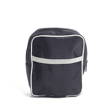 Cycling Bike Bicycle Insulated Front Bag MTB Handlebar Basket Pannier Cooler Reflective Strip Accessory