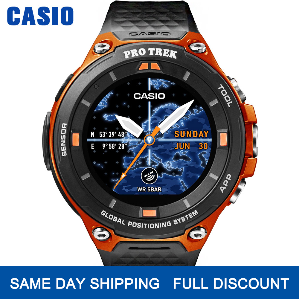 Casio Watch Men G Shock Quartz Smart Watch Top Brand Luxury Digital Wrist Watch Waterproof Sport Men Watch Relogio Masculino WSD