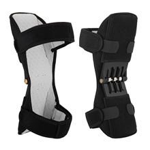 Knee-Pads Joint-Support Spring Power Lift-Joint Rebound Force Non-Slip Breathable