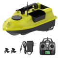 D18B GPS лодка для рыбалки с приманкой 500 м с дистанционным управлением Автоматическая лодка для приманки с ЖК-дисплеем ночсветильник 500 м диста...