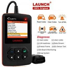 LAUNCH 車診断obd 2スキャナツールオートガレージobdスキャナ自動車ツール診断エンジンコードリーダーx431 creader v +