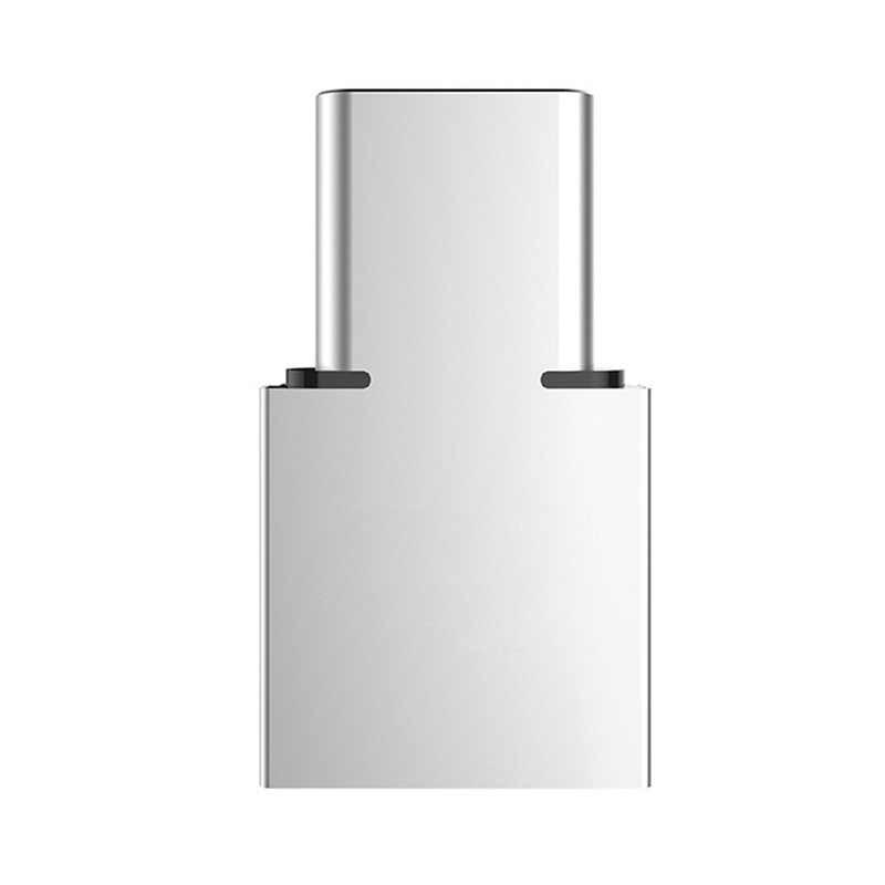 Aaae Restoran Tipe-C USB-C untuk USB 2.0 OTG Adaptor untuk Xiao Mi Mi A1 untuk Samsung Galaxy s8 Plus OnePlus 5T Macbook Pro Tipe C OTG Con