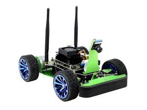 Image 5 - JetRacer AI Kit, AI гоночный робот работает от Jetson Nano, глубокое обучение, самостоятельное вождение, линия видения