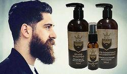 Taillage de Barbe Produits versare Nettoyer Doux e Soyeux Poils Du Lo Shampoo 300ml