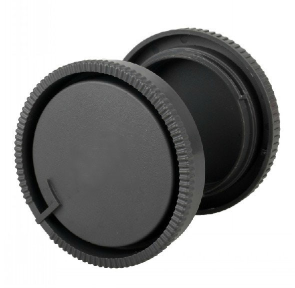 50pcs/lot camera Body cap + Rear <font><b>Lens</b></font> Cap for DSLR A Alpha Series A290 A380 <font><b>A390</b></font> A850 A230 A300 image