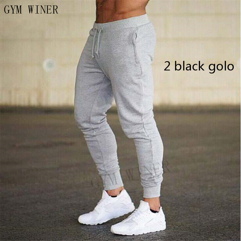 New Spring Autumn Brand Men Joggers Sweatpants Men's Joggers Trousers Sporting Clothing The High Quality Bodybuilding Pants